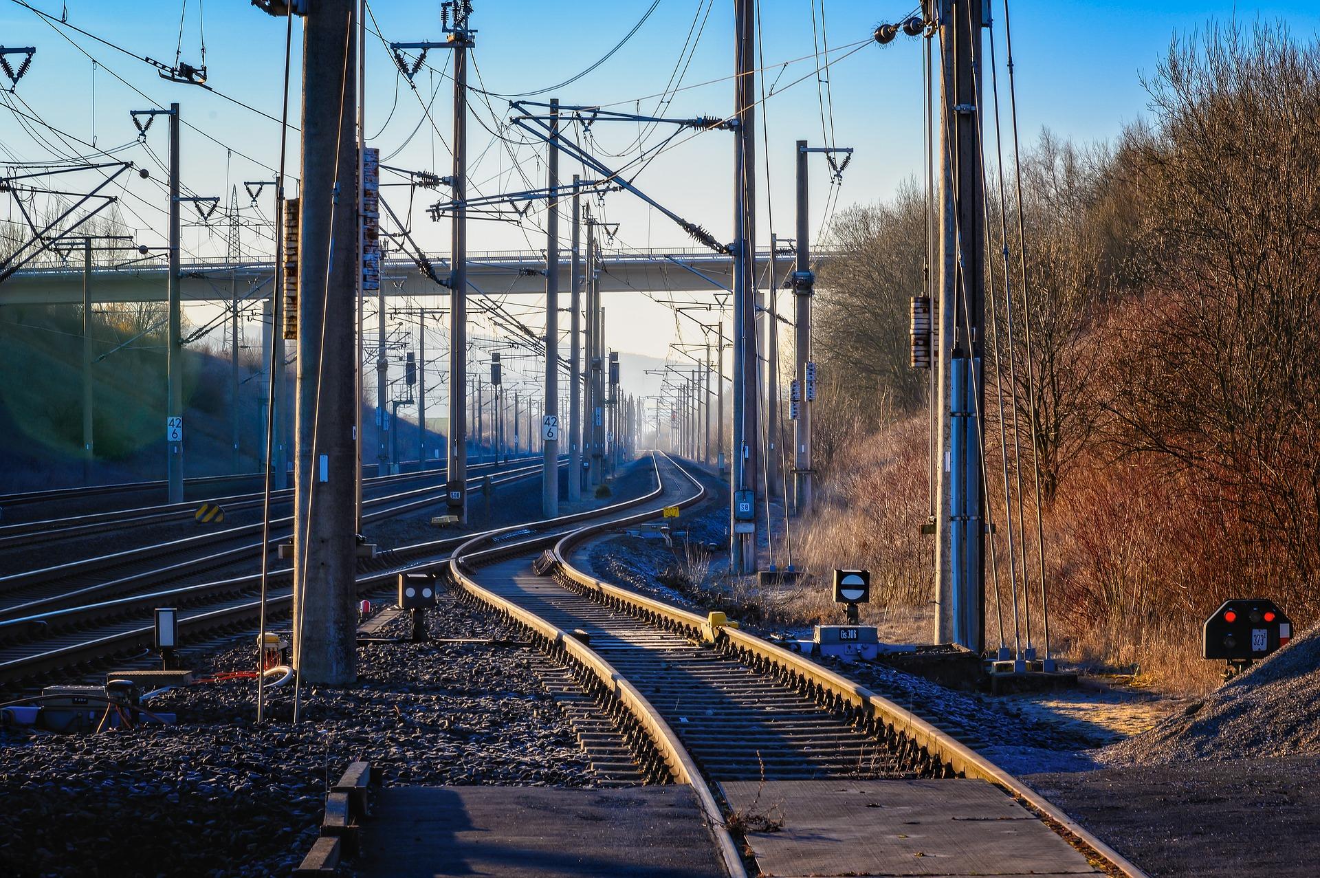 Dva vlaka